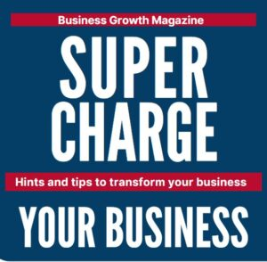 Super charge your business magazine